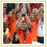 Holland U21-Europameister