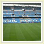 Real Madrid - Bernabeu Stadion - Copa del Rey